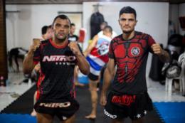 Representantes da região participam de campeonato de Muay Thai neste fim de semana