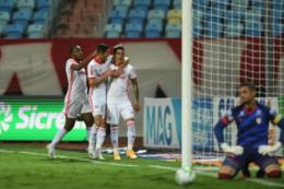 Com reservas, Inter vence o Atlético-GO e larga em vantagem nas oitavas da Copa do Brasil