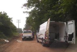 Polícia prende suspeito de envolvimento na morte de homem nas proximidades do Parque de Eventos