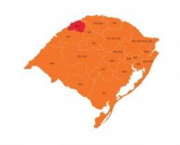 Mapa preliminar da 26ª rodada se mantém com uma bandeira vermelha