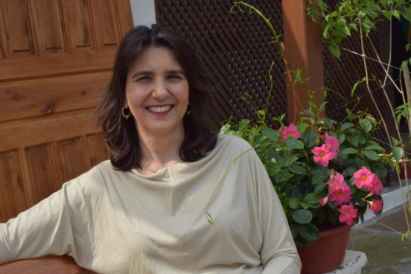 Jaqueline Marques disputa o pleito de 2020 pelo PSD