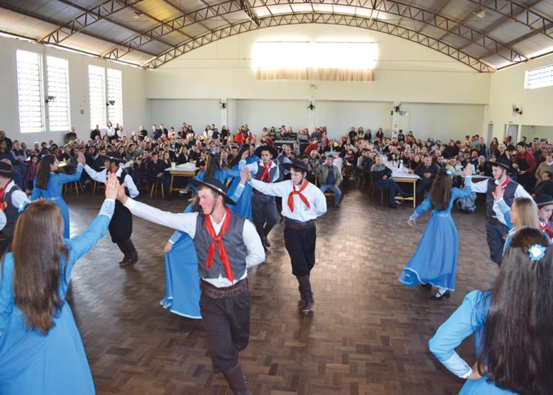 Grupo de danças Tangarás foi contemplado com subsídio