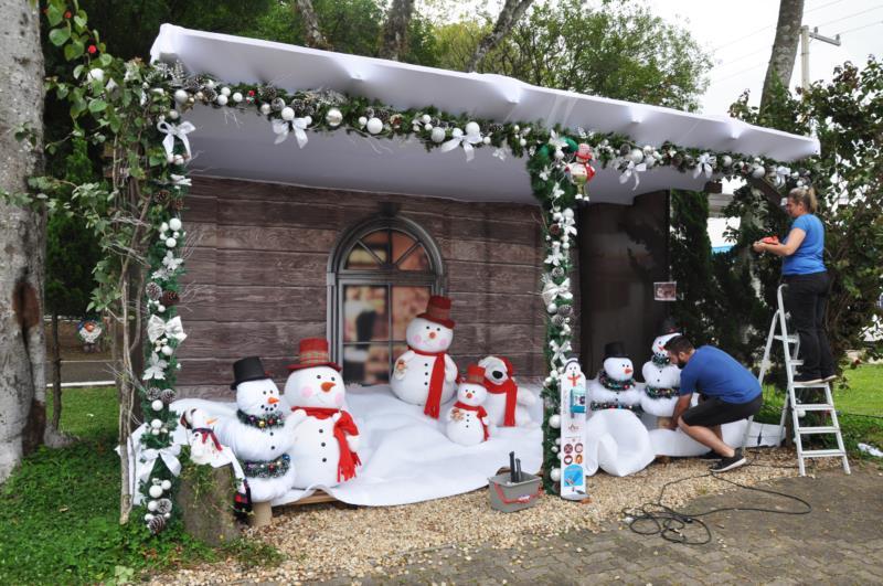 Natal começa neste domingo em Vera Cruz