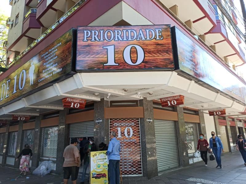Loja abre nesta sexta-feira. Preços variam de R$ 10 a R$ 14
