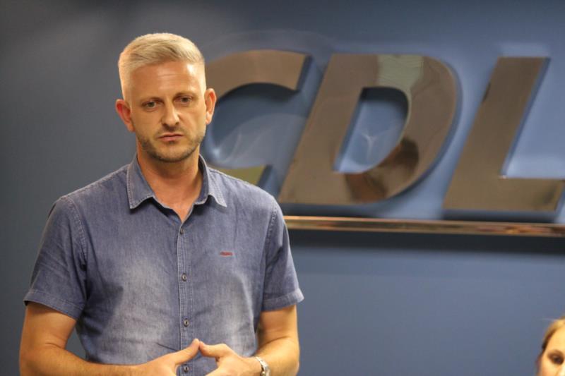 Ricardo Fernando Bartz é o candidato da chapa única para biênio 2021/2022
