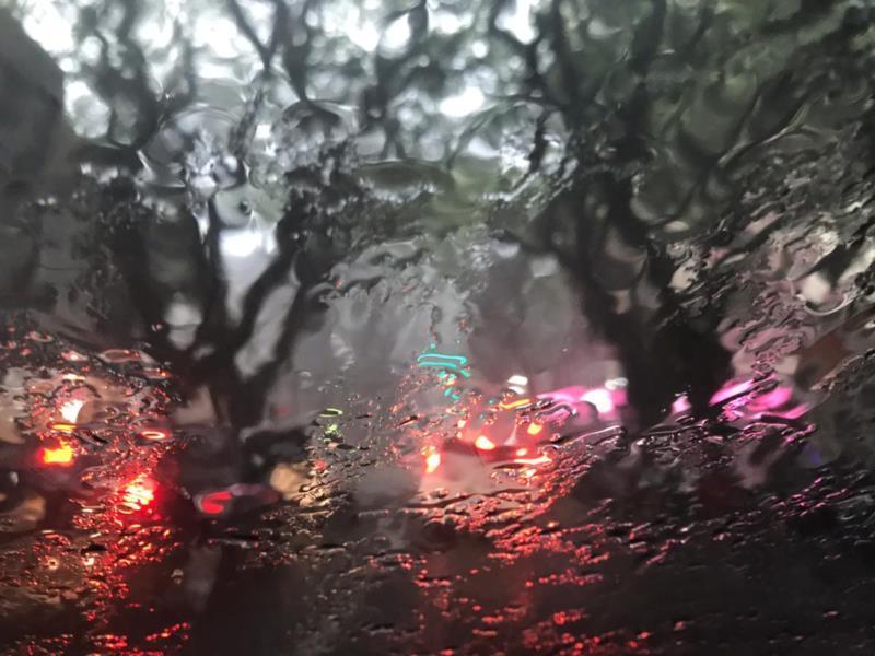 Pancadas de chuva devem ser constantes nessa semana