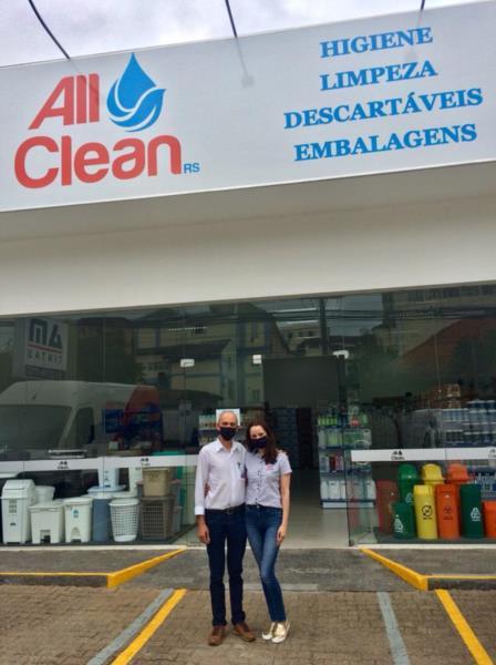 All Clean investe em nova estrutura em Santa Cruz