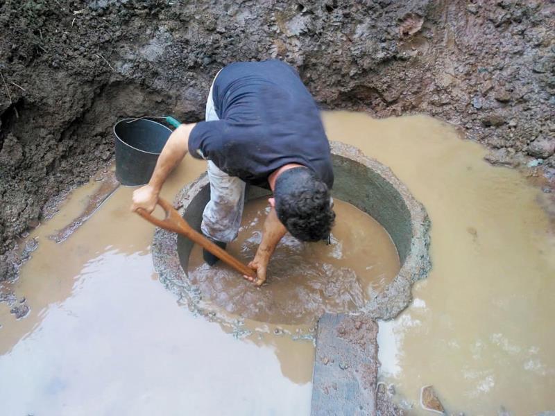Fonte Wegner vai prover água para cerca de 800 famílias