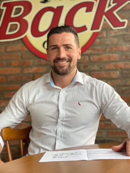 Back Café é administrado por Maurício Schnorr Back