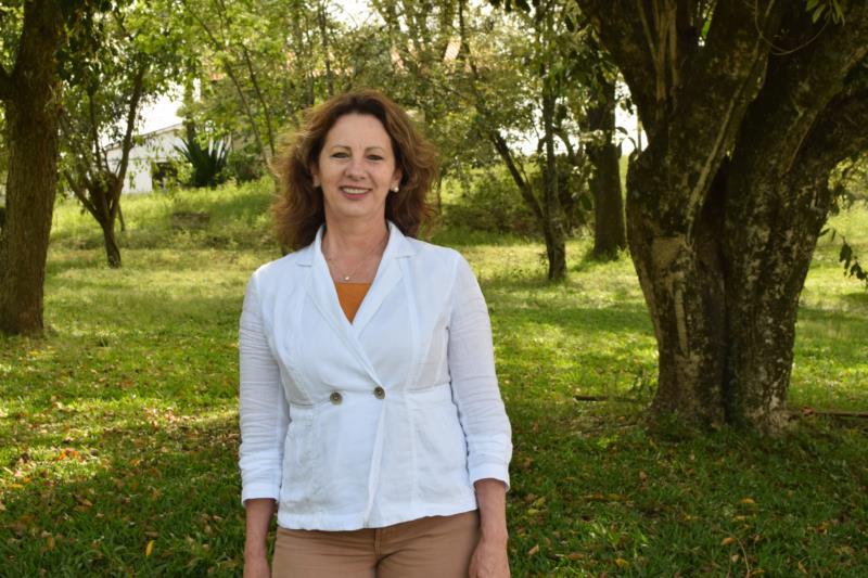 Rosane Petry disputa o pleito de 2020 pelo PP