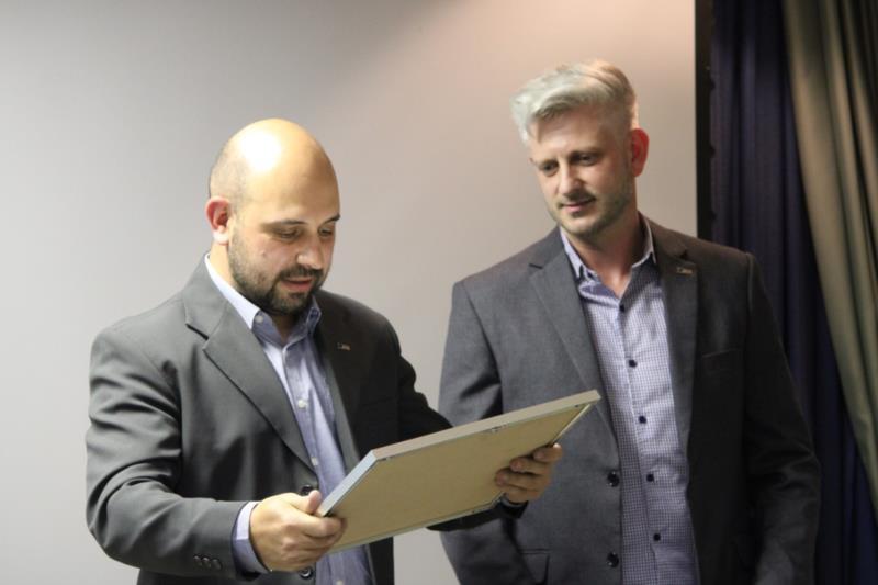 Ricardo Bartz é eleito presidente da CDL Santa Cruz