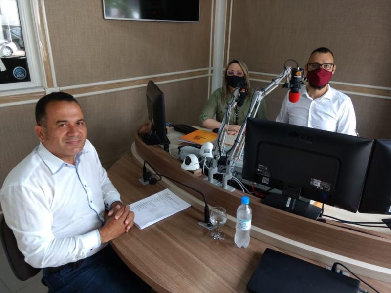 AO VIVO: Eduardo Viana encerra a série de entrevistas com os prefeituráveis de Vera Cruz