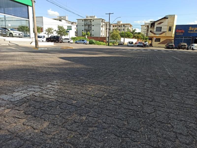 Deve ocorrer nos próximos dias a abertura do edital para pavimentação das ruas do entorno da Estação Rodoviária de Santa Cruz do Sul.
