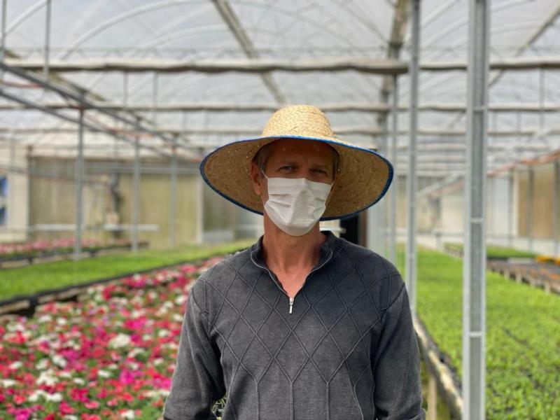 De uma tímida ideia de um agricultor, Passo do Sobrado passou a sediar uma das maiores empresas gaúchas de mudas de hortaliças e flores