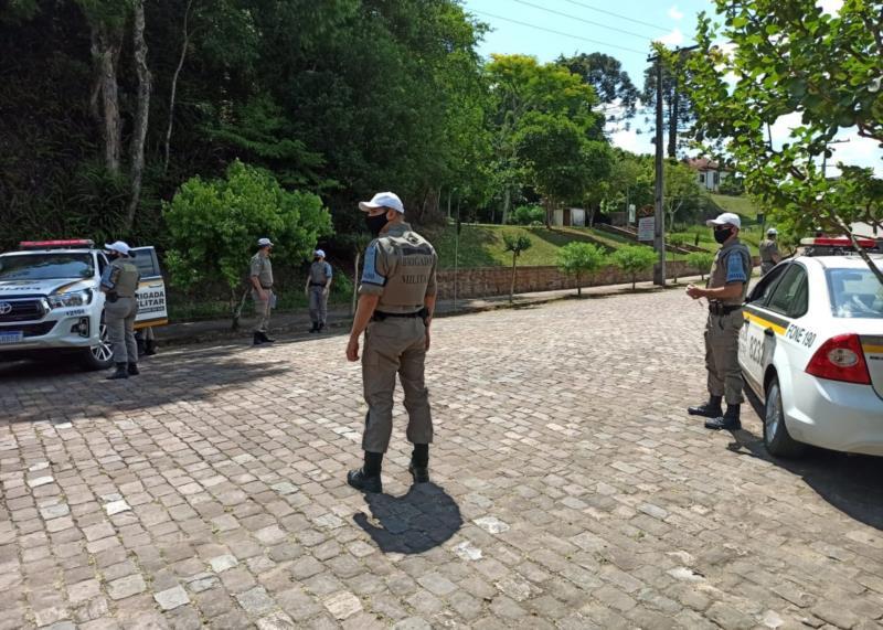 Objetivo da ação é intensificar policiamento no fim de semana de eleições municipais