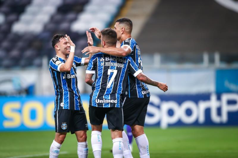 Com gols de Jean Pyerre, Pepê, Diego Souza e Churín, Tricolor superou o time visitante por 4 a 2