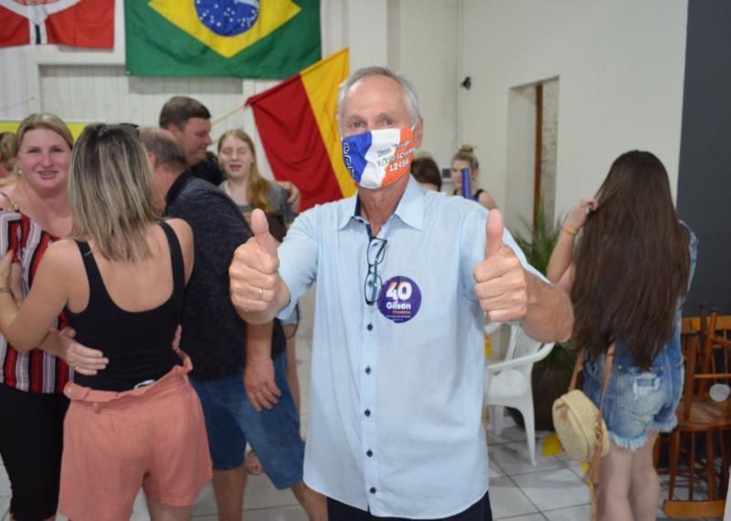 Flávio Schunke foi o vereador mais votado em Vera Cruz