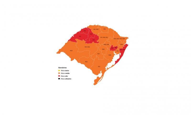 Pedidos de reconsideração de Caxias do Sul, Guaíba, Passo Fundo e Porto Alegre foram aceitos pelo Gabinete de Crise