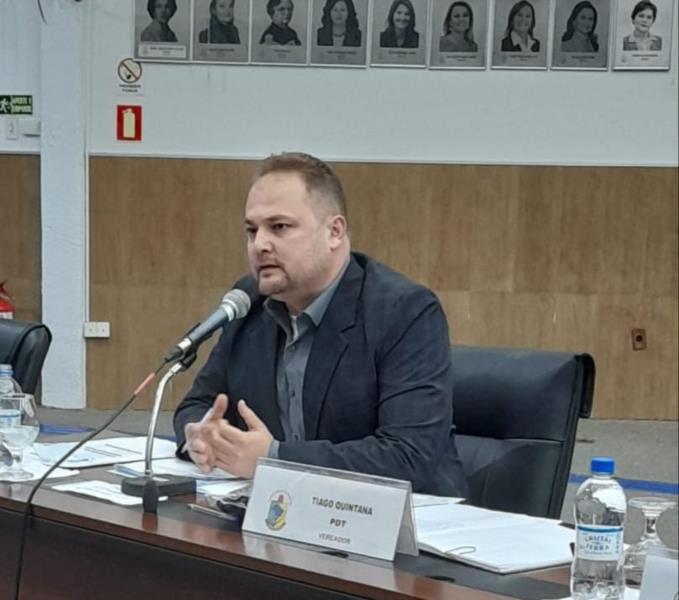 Tiago Quintana é o candidato mais votado em Venâncio Aires
