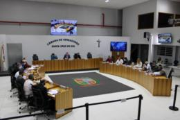 Câmara de Santa Cruz debate política de preços de combustíveis e coleta do lixo