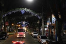 CDL Santa Cruz lança campanha de Natal com carreata