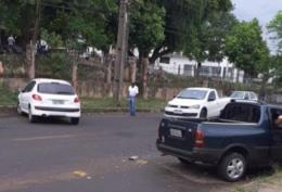 Colisão entre dois carros deixa três pessoas feridas em Venâncio Aires