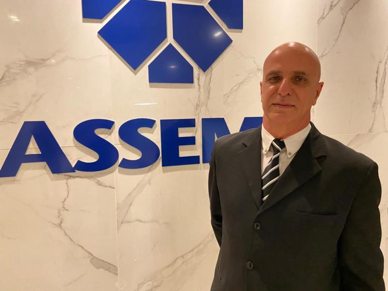 Empresário Fabio Borba assume presidência da Assemp