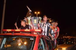 Time venceu o São José nos pênaltis e se sagrou campeão da Taça Ibsen Pinheiro