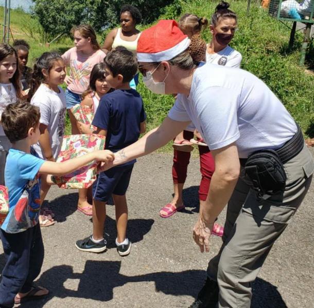 BM de Santa Cruz do Sul realiza Campanha Natal Solidário