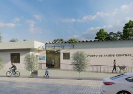 Posto de Saúde Central de Vera Cruz será ampliado e terá atendimento 12 horas em 2021