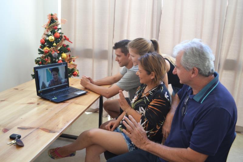 Natal da família da vale-solense Denir Henrique e João Kist definitivamente será diferente