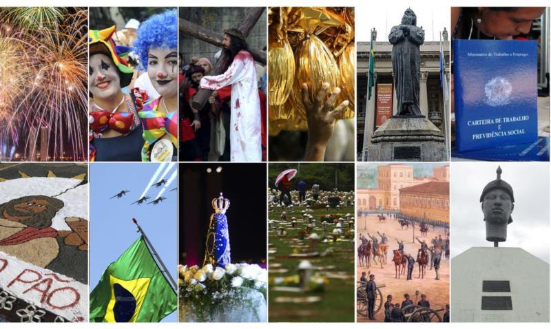 O primeiro feriado nacional prolongado já ocorre nesta sexta-feira
