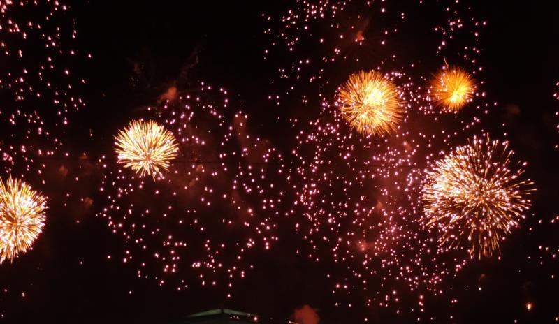 Lei que proíbe uso de fogos de artifício com efeito sonoro no Estado vale para o Ano-Novo