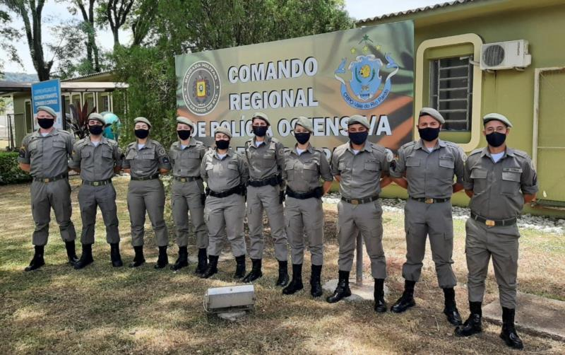 Reforço no policiamento na região do Vale do Rio Pardo