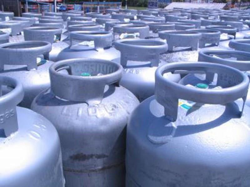 Botijão de gás tem novo reajuste