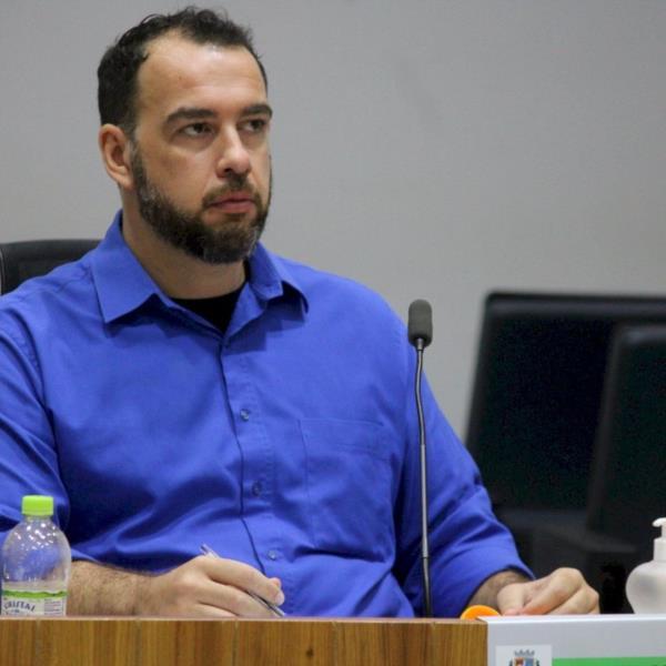 Leonel Garibaldi é indicado pelo Legislativo para compor o COE