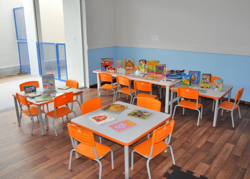 No recesso, escolas serão higienizadas conforme protocolos da Covid-19