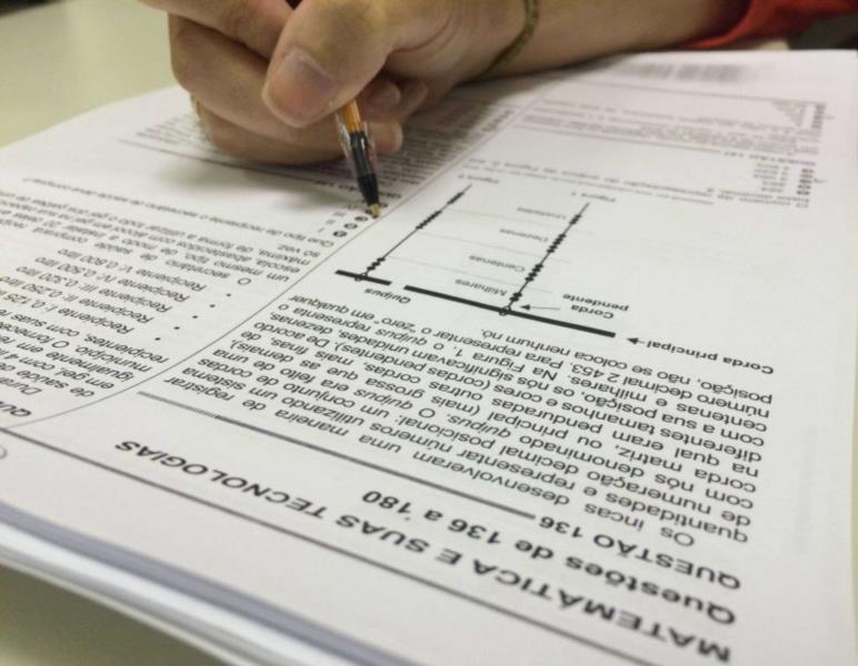 Descumprimento de orientações poderá ocasionar na eliminação do candidato
