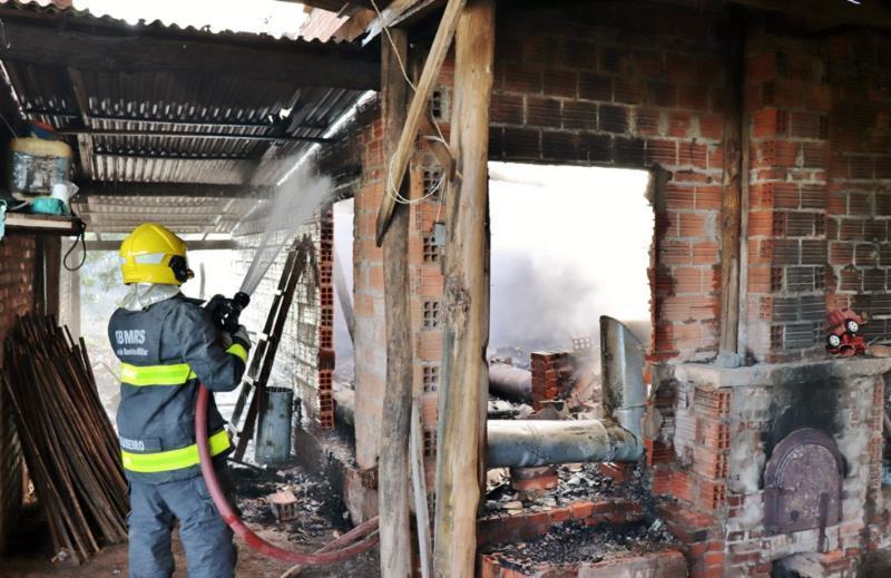 Número de incêndios registrados nos municípios de Santa Cruz do Sul e Venâncio Aires aumentou em 2020 se comparado a 2019