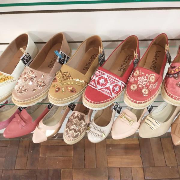 Ideia também é trazer diversas marcas e modelos de calçados para os diversos gostos