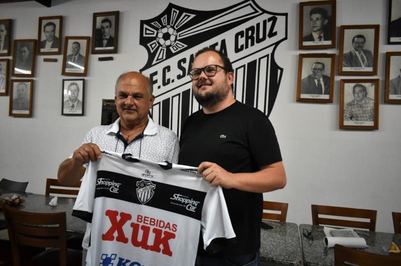 Tiago Rech deve concorrer a eleição no ano que o Clube disputará, de forma inédita, a Copa do Brasil