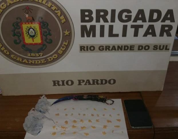 Fato aconteceu na noite desta terça-feira no Bairro Parque São Jorge
