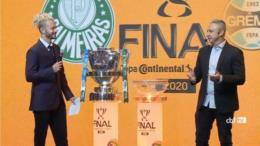 Grêmio decide a Copa do Brasil fora de casa