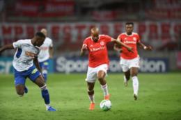 Inter vence o Fortaleza pelo Brasileirão e se aproxima da liderança