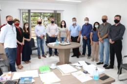 Prefeitura de Mato Leitão anuncia secretariado