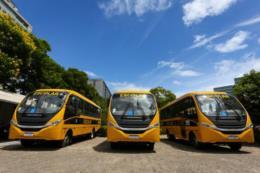 Venâncio Aires recebe ônibus escolar do Governo do Estado nos próximos dias