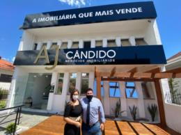 AJ Cândido chega a Santa Cruz do Sul