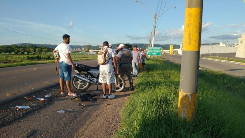 Fato aconteceu nas proximidades da Rodoviária da Santa Cruz do Sul