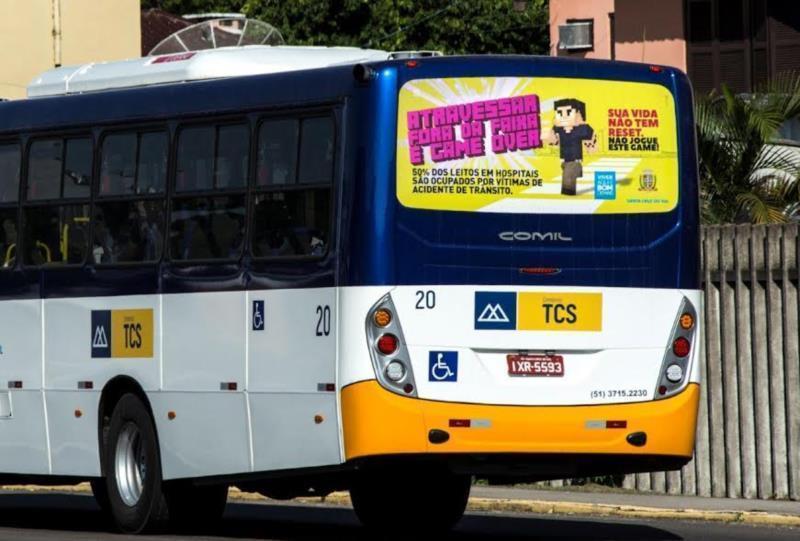 Prefeitura decreta congelamento da passagem de ônibus em R$ 4,45 por três meses