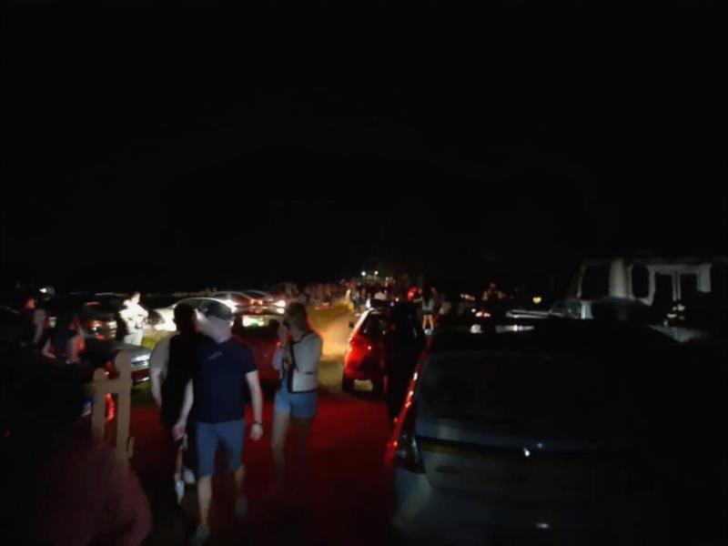 Vigilância e BM encerram festa clandestina com 400 pessoas em Rio Pardo